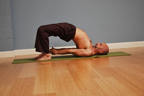 Chatush Padasana by Old Moon Yoga