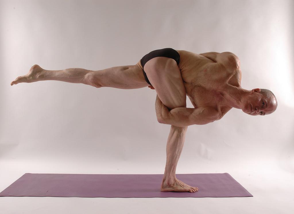 Model: Tim Thompson, Monkey Yoga Shala