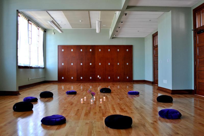 Yoga Studio at Common Ground
