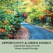 Donna Davidge Opportunity and Green Energy