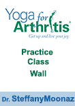 Yoga for Arthritis Wall Class