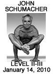 John Schumacher Level II - III