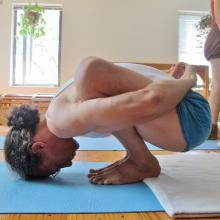 Siegfried Bleher in Malasana
