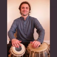 Loren Oppenheimer on Tabla