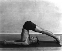 Model: Martin Hunke, Inner Heat Yoga