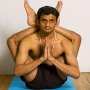 Model: Sharath Jois, Ashtanga Yoga