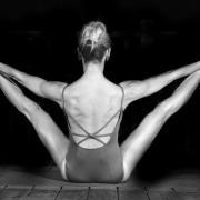 Model: Kim Shand, ReThink Yoga