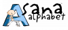 Asana Alphabet Logo